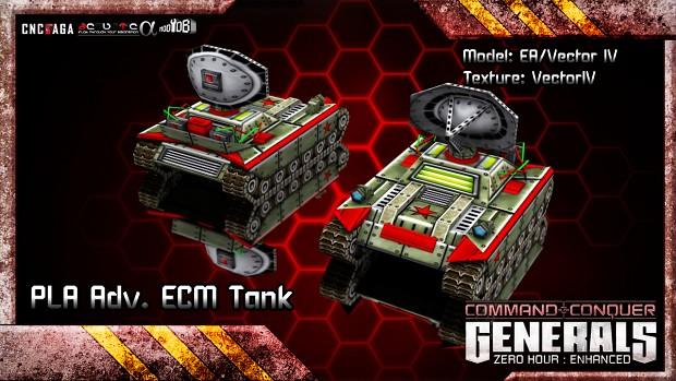 PLA Adv. ECM Tank