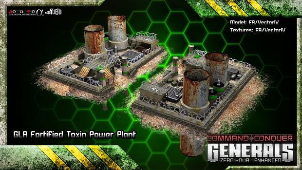 GLA Toxin Power Plant