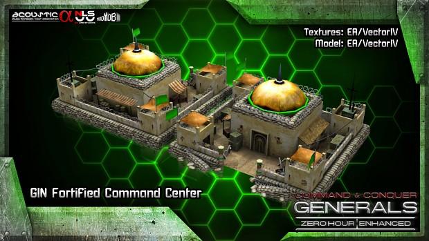 GIN Command Center