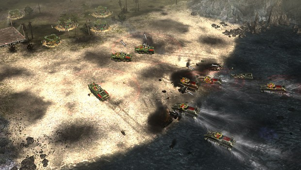 PLA Imperator In-game Screenshot