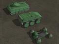 Some Neo Soviet units and civilian stuff.
