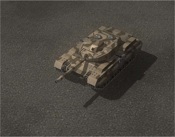 Tiger heavy tank WIP.