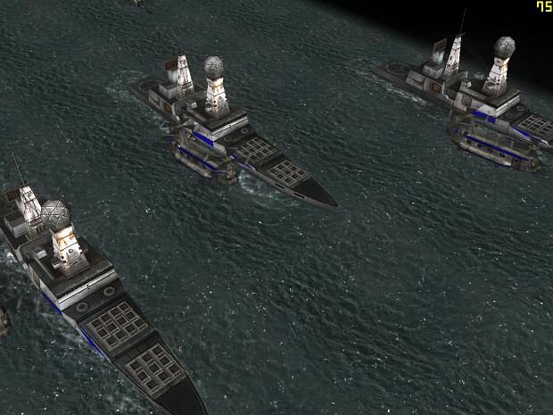 C&C Generals: Zero Hour Modern War reloading mod 1.02 final