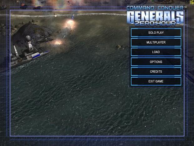 Missile Cruiser on shellmap