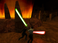 Jedi Knight Dark Forces 2 Duels (Star Wars: Jedi Academy)