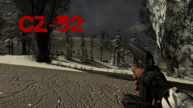 Weapon Time! - Famas F1, CZ-52