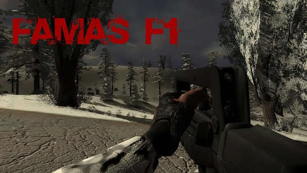 Weapon Time! - Famas F1, CZ-52