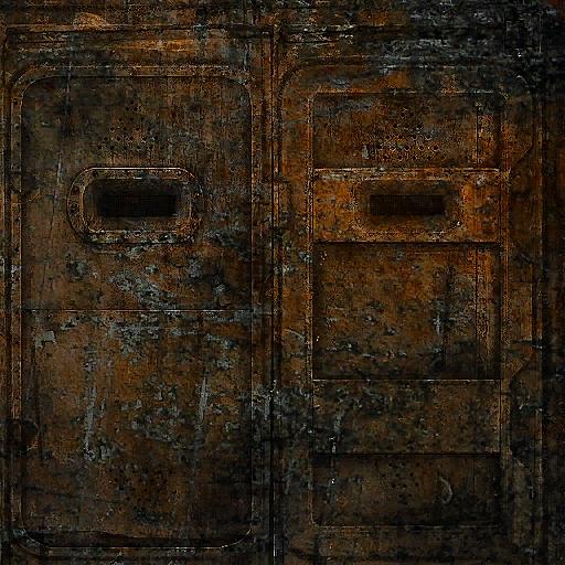Rusty Door Texture Beta Image G W D T Modification For
