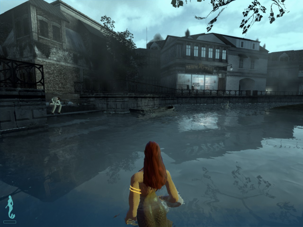Experimental Visual Effect Image Water Mod For Half Life