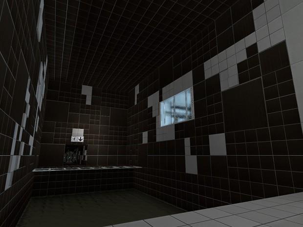 Modern Fling Room