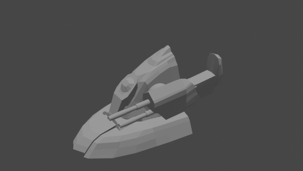 Armored Scout Tank (AST)