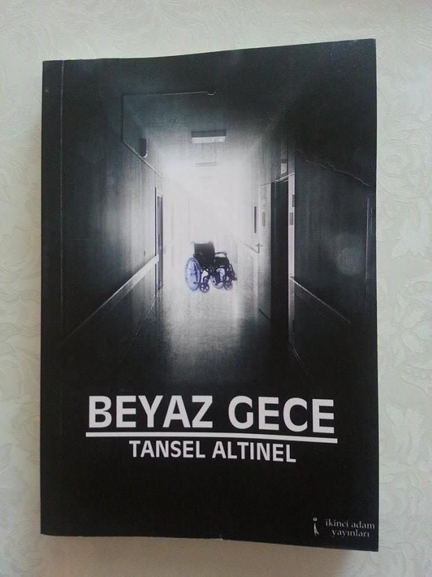 White Night paperback book