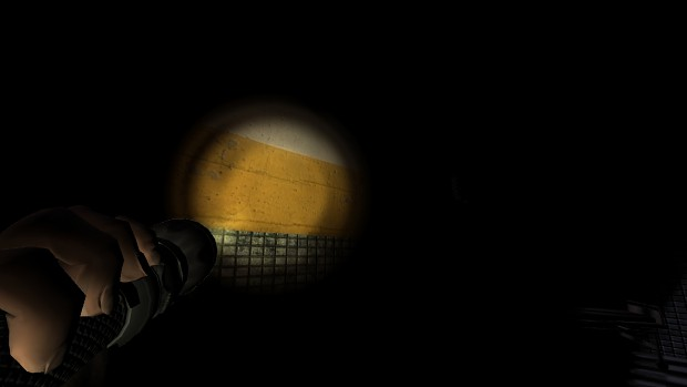 New Flashlight Falloff