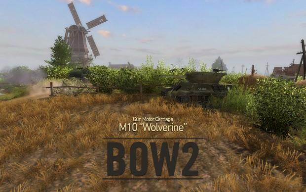 """GMC M10 """"Wolverine"""""""