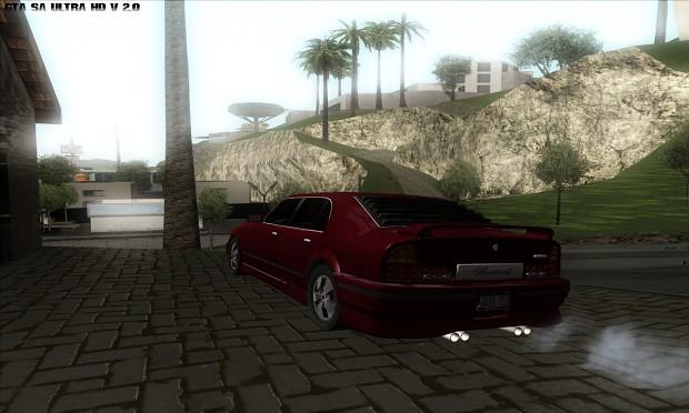 GTA SA UltraHD Mod v2.0