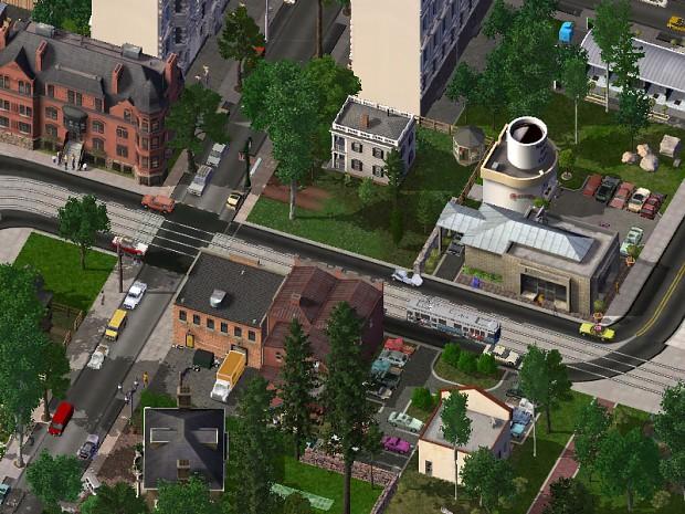 NAM Tram-in-Road and Ground Light Rail Plugins