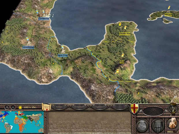 Images - Conquer the World mod for Medieval II: Total War ...