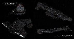 Aurora Warship - Finished version