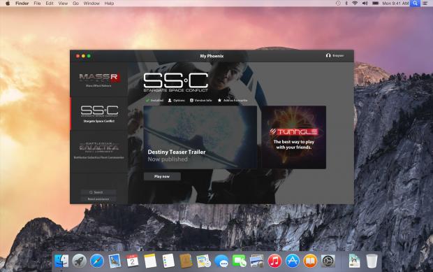 My Phoenix App (SSC)