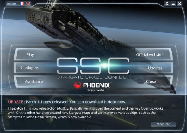 SSC Game Launcher Final version