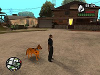 Scooby Doo Beta 1 in game