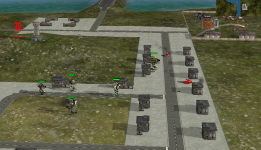 Battle scene 1