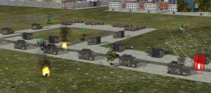 Battle scene 2