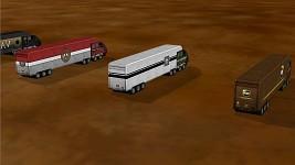 Longhaul Truck