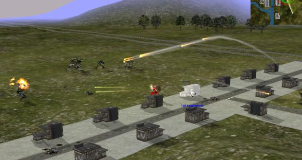 Battle scene 3