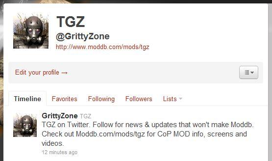 Join TGZ on Twitter