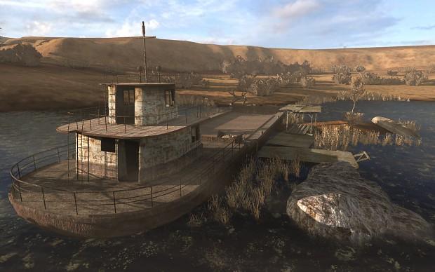 Sawmill Boat 1