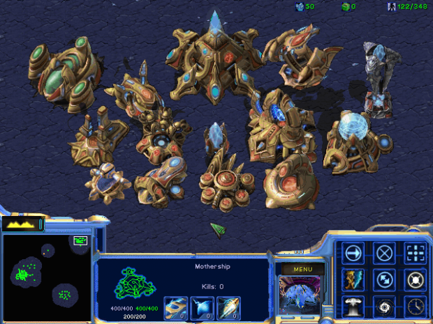 StarCraft 2 Protoss Buildings