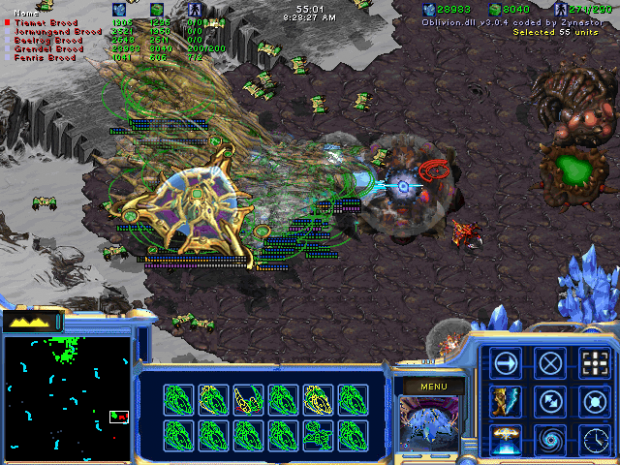 New GRP's Will add more later image - StarCraft: The Fusion