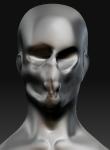 Slenderman Concept Model