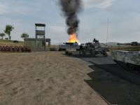 GDI Tank in trouble