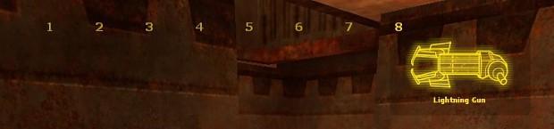 HUD Weapon Slots