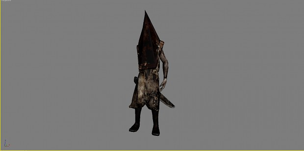 Mr Pyramid Head