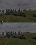 Depth of Field Comparison