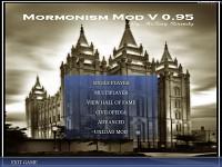 Mormonism Mod Main Menu