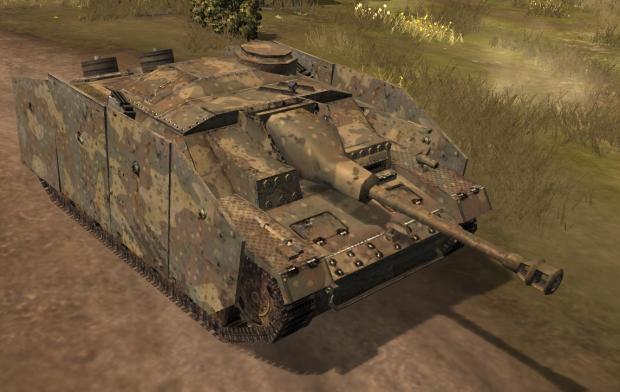 StuG III skin