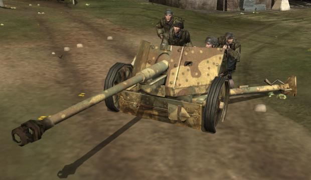 75mm Pak 40 arives!