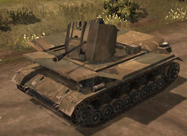 """Flakpanzer IV """"möbelwagen"""""""