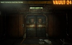 Vault Elevator Waiting Rooms
