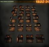 Vault Conduit Accessways