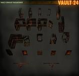 Vault Conduit Passageways