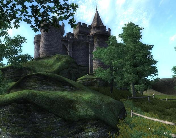 Scarley Castle