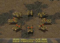 GDI Hover MLRS
