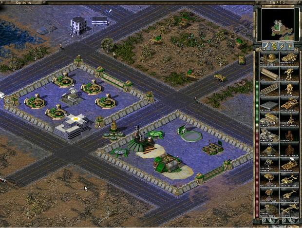 GDI skirmish
