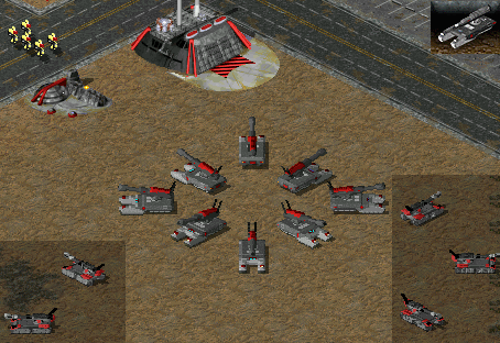 Nod advanced artillery