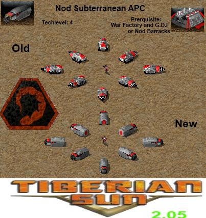 Nod Subterranean APC